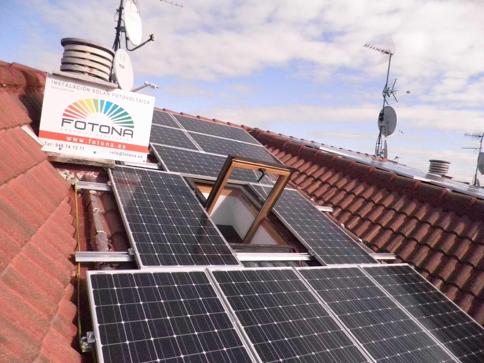 fotovoltaica medicion neta