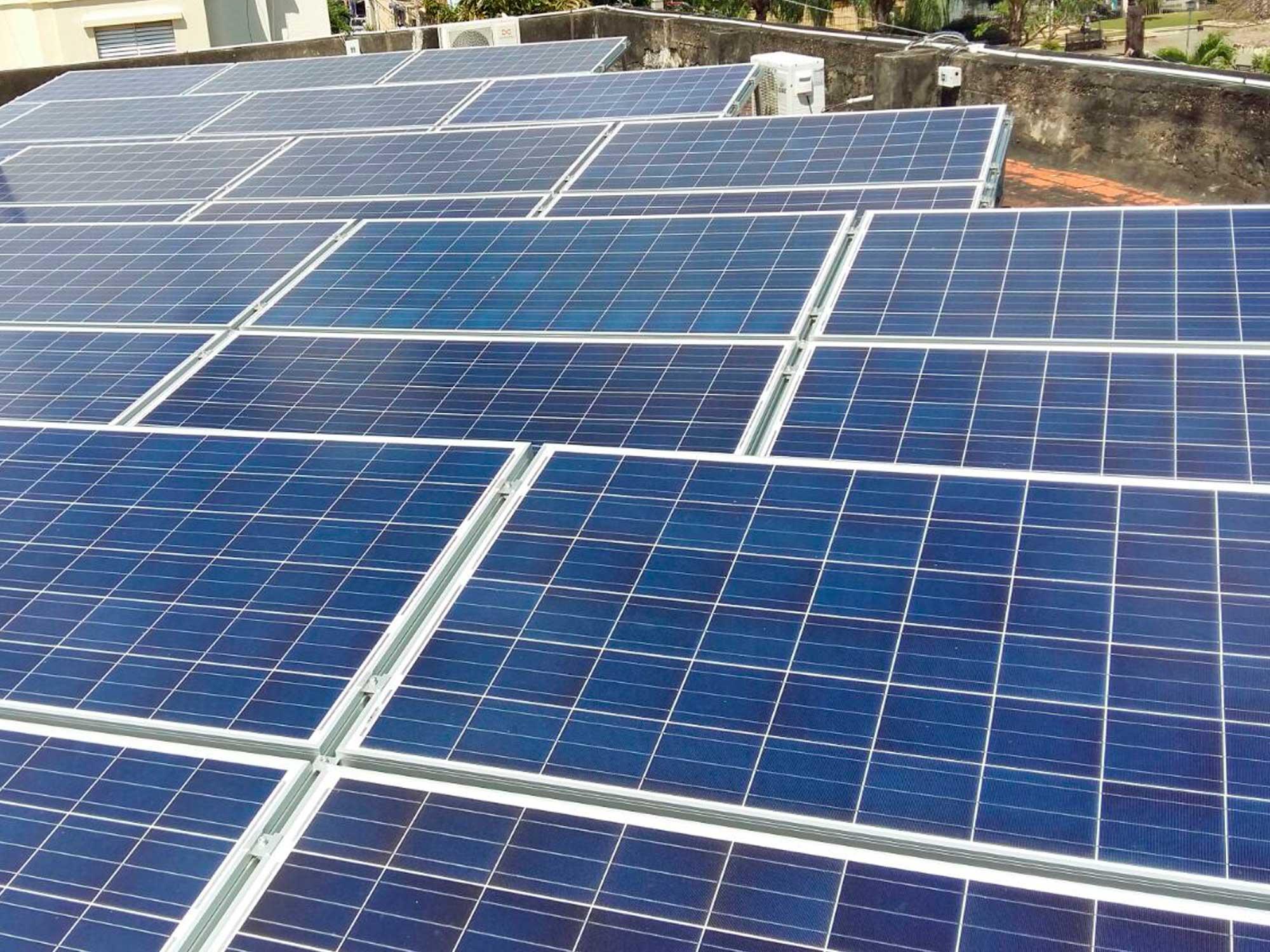proyecto energia solar fotovoltaica