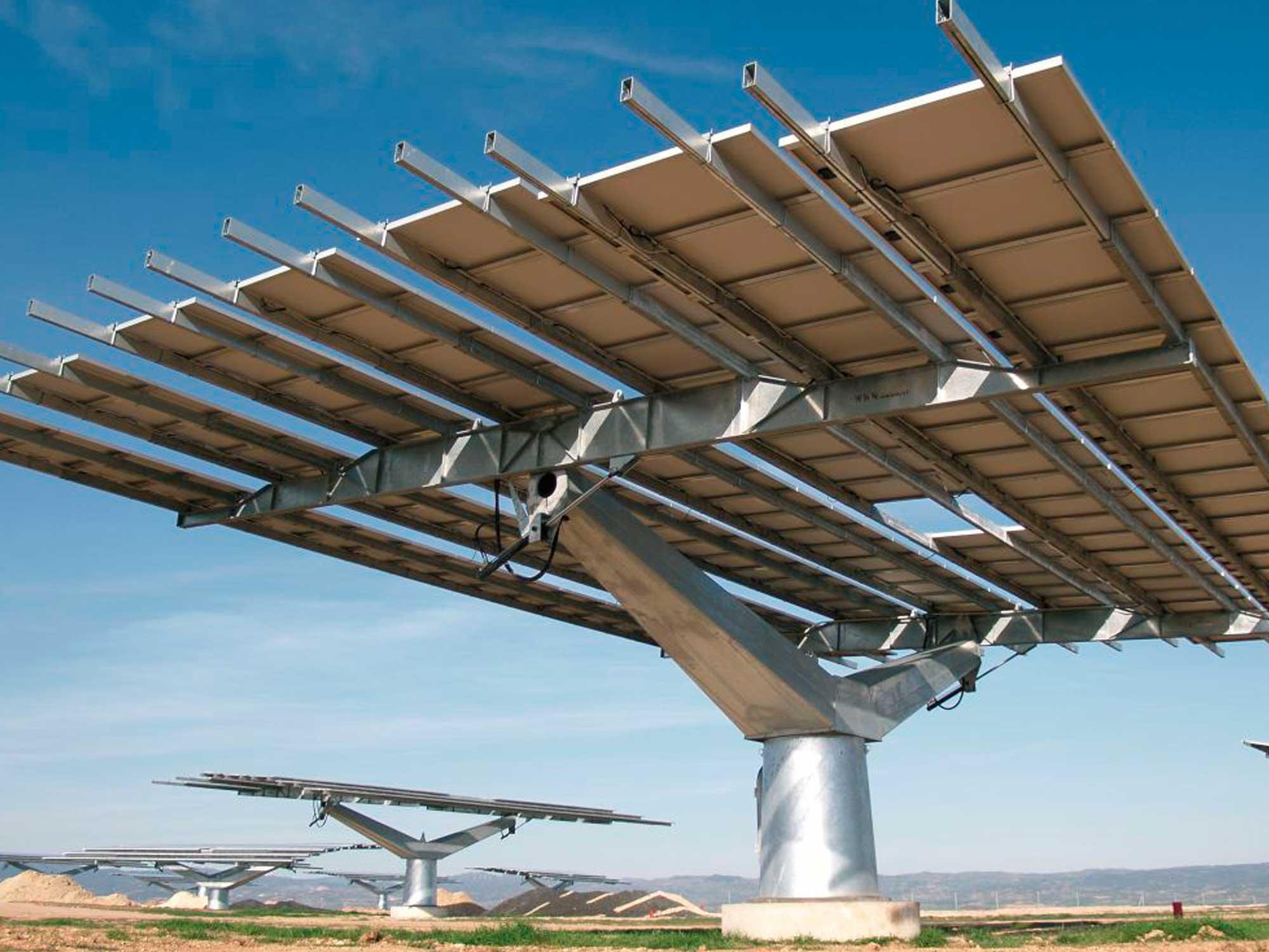 parques solares fotovoltaicos