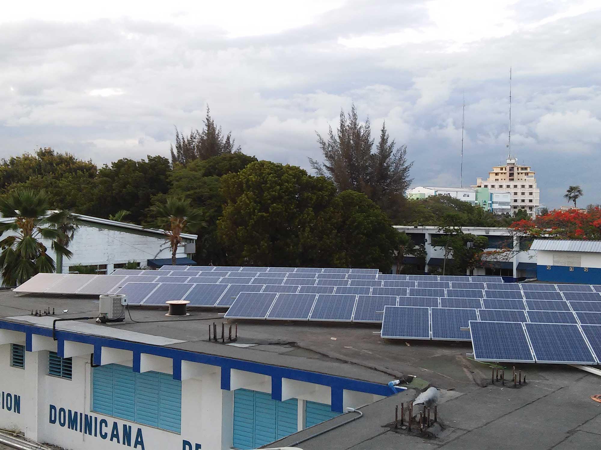 energia electrica panel solar