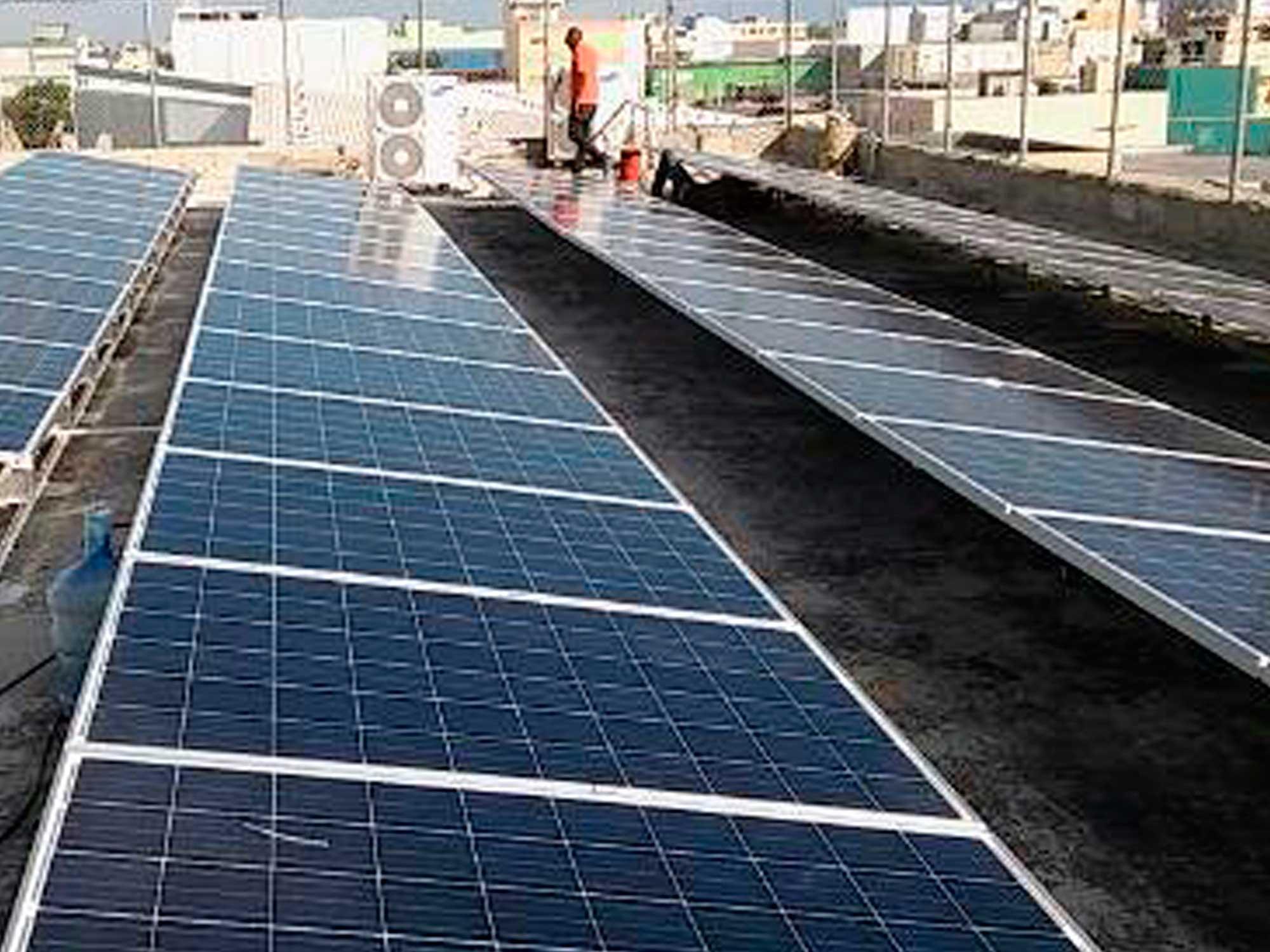 energia electrica fotovoltaica