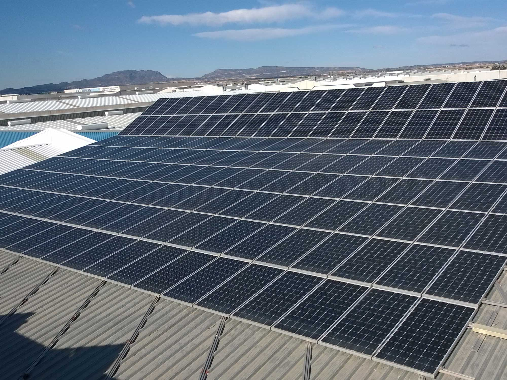 aprovechamiento energia solar